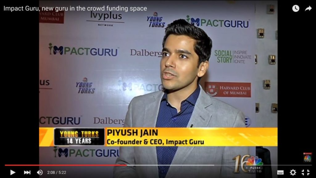 Success story of Impact Guru