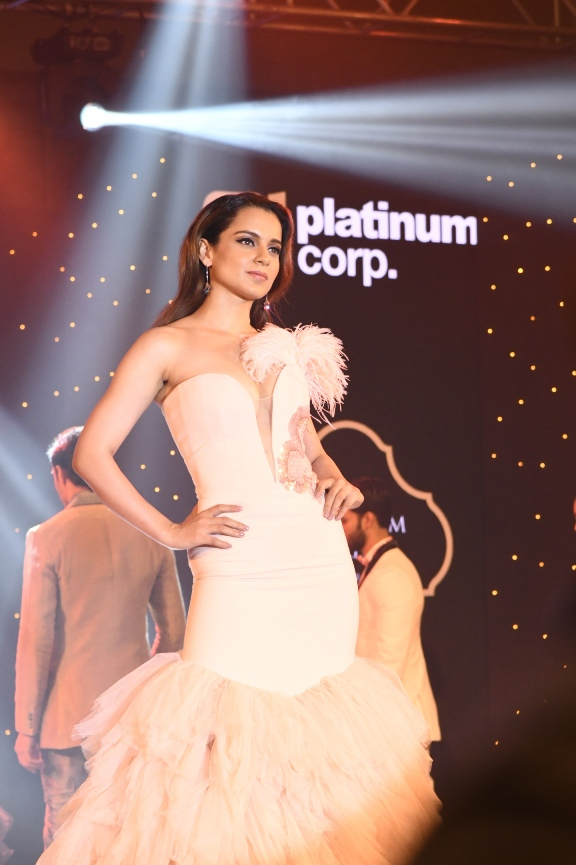 Kangana Ranaut is a brand ambassador for premium luxury housing project
