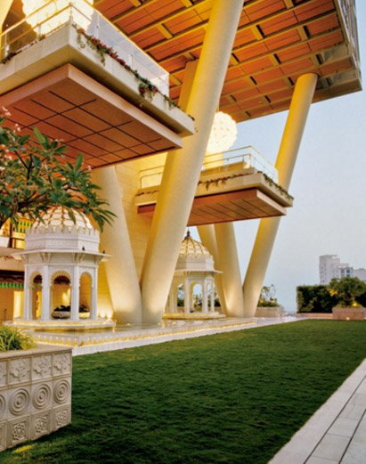 Mukesh Ambani House Antilia Cars And Luxurious Lifestyle